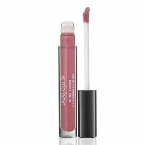 LAURA GELLER Nude Kisses Lip Gloss in Blushing